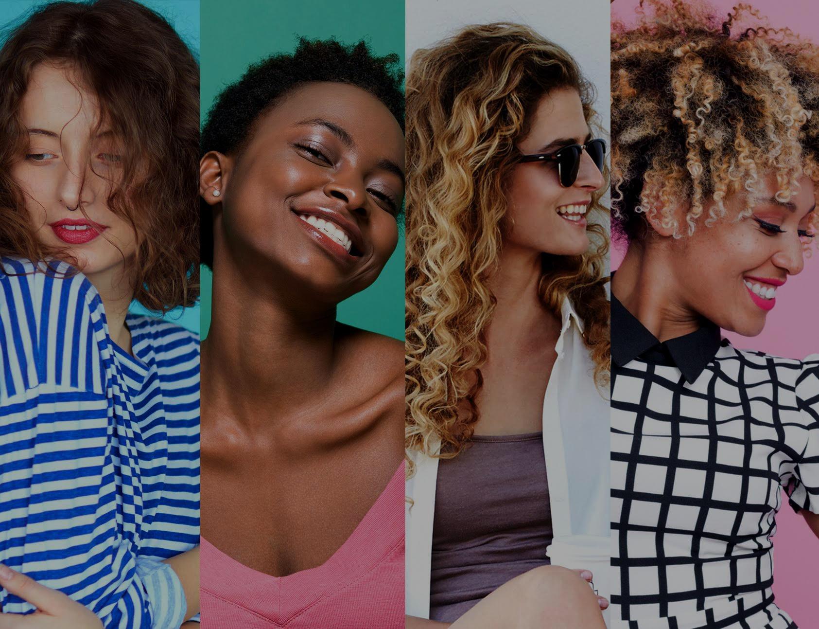 Homepage Hair types